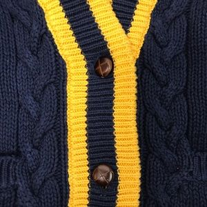 Charter Club Sweaters - Charter Club Men's Cable-knit Cardigan Sweater